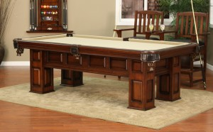 Carlsbad Pool Table Installations image content