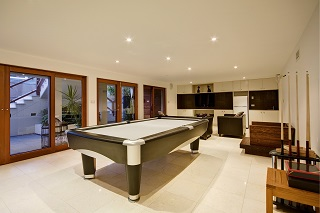 Carlsbad pool table room size featured